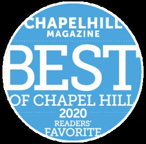 Best of Chapel Hill 2020